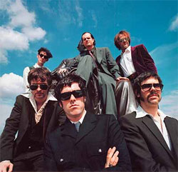 Electric Six Band