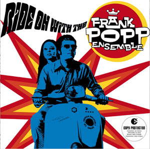 Frank Popp Ensemble - Ride on